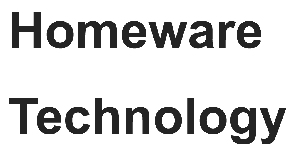 Homewares and Technology